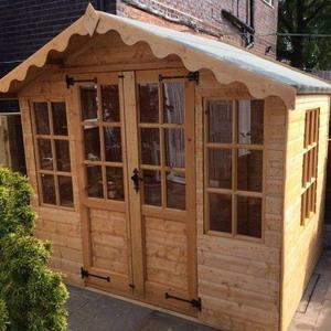 sheds 1 - Summer houses