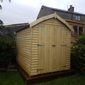 Barn shed  300x300 - The Barn