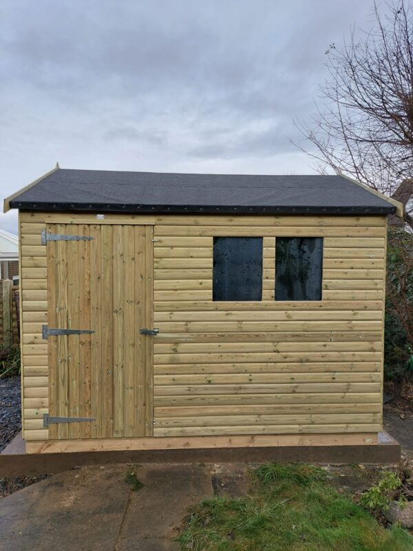 hipex sheds front 600x800 - Hipex Shed