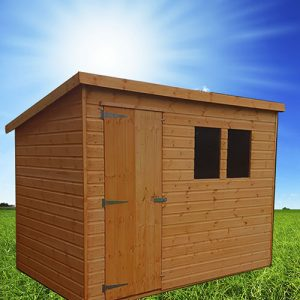 pent shed 300x300 - Pent Shed