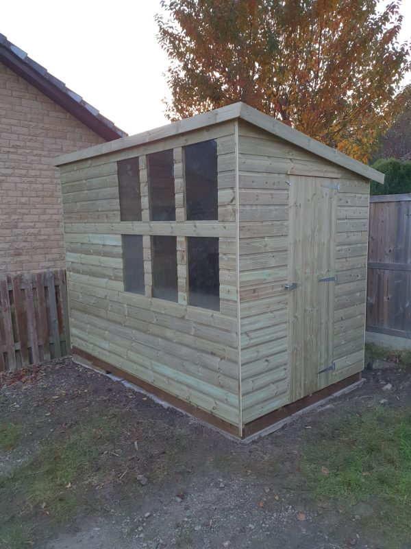 combi potting shed 600x800 - Combi Potting Shed